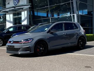 2020 Volkswagen Golf 7.5 MY20 GTI TCR DSG Grey 6 Speed Sports Automatic Dual Clutch Hatchback.