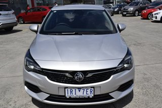 2020 Holden Astra BK MY20 R Silver 6 Speed Sports Automatic Hatchback.