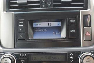 2009 Toyota Landcruiser Prado KDJ150R GXL Blue 5 Speed Sports Automatic Wagon