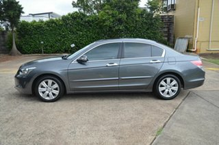 2008 Honda Accord 50 V6 Luxury Grey 5 Speed Automatic Sedan