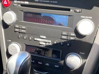 2008 Subaru Liberty B4 MY08 Luxury Edition AWD Black 4 Speed Sports Automatic Sedan
