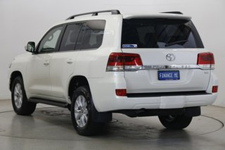2020 Toyota Landcruiser VDJ200R VX White 6 Speed Sports Automatic Wagon