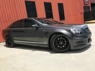 2008 Holden Special Vehicles Grange WM MY09 Grey 6 Speed Sports Automatic Sedan.