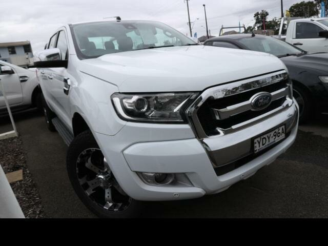 Used Ford Ranger Kingswood, Ford 2017 DOUBLE PU XLT . 3.2D 6A 4X4