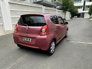 2013 Suzuki Alto GF GL Pink 5 Speed Manual Hatchback