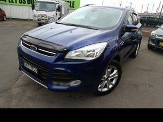 Ford  (EU) 2013.75 MY SUV TREND . 2.0L DIESEL 6SPD AUTO.