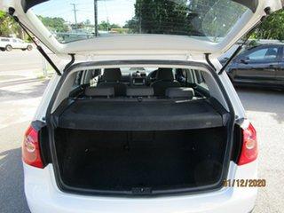 2007 Volkswagen Golf 1K 1.6 Comfortline White 6 Speed Direct Shift Hatchback