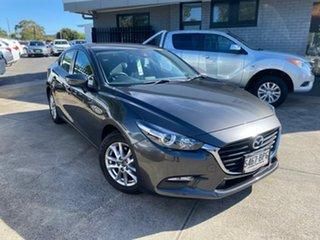 2016 Mazda 3 BM5278 Neo SKYACTIV-Drive Grey 6 Speed Sports Automatic Sedan.