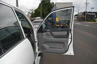 2005 Toyota Landcruiser UZJ100R GXL (4x4) White 5 Speed Automatic Wagon
