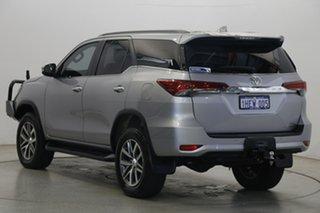 2018 Toyota Fortuner GUN156R Crusade Grey 6 Speed Automatic Wagon