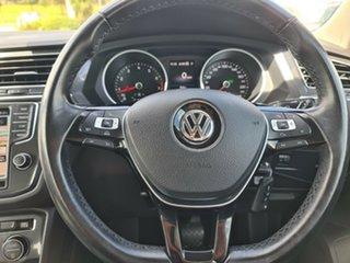 2016 Volkswagen Tiguan 5N MY16 118TSI DSG 2WD White 6 Speed Sports Automatic Dual Clutch Wagon