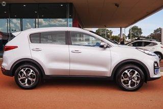 2020 Kia Sportage QL MY21 S 2WD Silver 6 Speed Sports Automatic Wagon