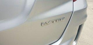 2013 Honda Jazz GE MY13 VTi Silver 5 Speed Automatic Hatchback
