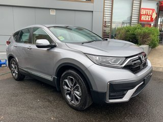 2020 Honda CR-V RW MY21 VTi 4WD L AWD Lunar Silver 1 Speed Constant Variable Wagon