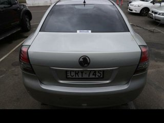 2007 Holden Calais VE MY08 Silver 5 Speed Automatic Sedan