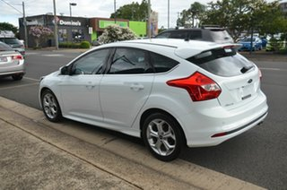 2014 Ford Focus LW MK2 MY14 Sport White 6 Speed Automatic Hatchback