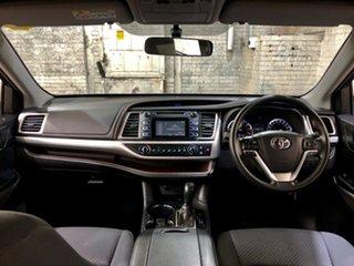 2015 Toyota Kluger GSU50R GX 2WD Predawn Grey 6 Speed Sports Automatic Wagon