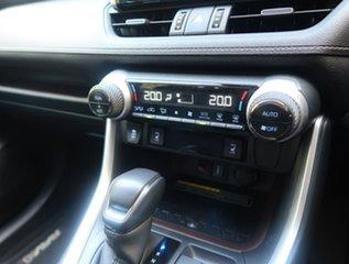 2020 Toyota RAV4 Axah52R Cruiser 2WD Blue 6 Speed Constant Variable Wagon Hybrid