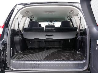2017 Toyota Landcruiser Prado GDJ150R MY16 GXL (4x4) Black 6 Speed Automatic Wagon