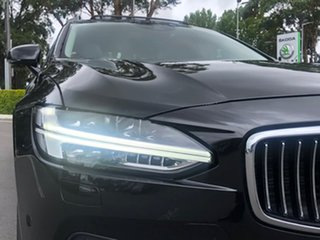 2018 Volvo S90 P Series MY18 D5 Geartronic AWD Inscription Black 8 Speed Sports Automatic Sedan