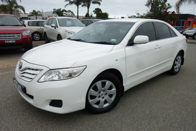 Used Toyota Camry ACV40R 07 Upgrade Altise Cheltenham, 2009 Toyota Camry ACV40R 07 Upgrade Altise Diamond White 5 Speed Automatic Sedan