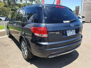 2011 Ford Territory SZ Titanium Seq Sport Shift Grey 6 Speed Sports Automatic Wagon