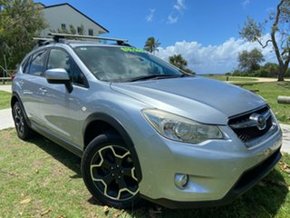 2012 Subaru XV G4X MY12 2.0i-L AWD Silver 6 Speed Manual Wagon.