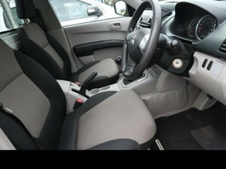 2015 Mitsubishi Triton MN MY15 GL White 5 Speed Manual Cab Chassis