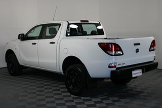 2016 Mazda BT-50 UR0YG1 XT 4x2 Hi-Rider White 6 Speed Sports Automatic Utility