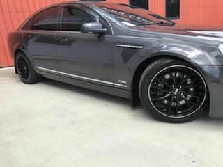 2008 Holden Special Vehicles Grange WM MY09 Grey 6 Speed Sports Automatic Sedan