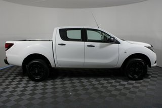 2016 Mazda BT-50 UR0YG1 XT 4x2 Hi-Rider White 6 Speed Sports Automatic Utility.