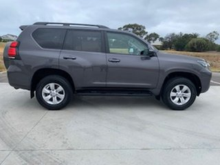 2018 Toyota Landcruiser Prado GDJ150R GXL Grey 6 Speed Sports Automatic Wagon