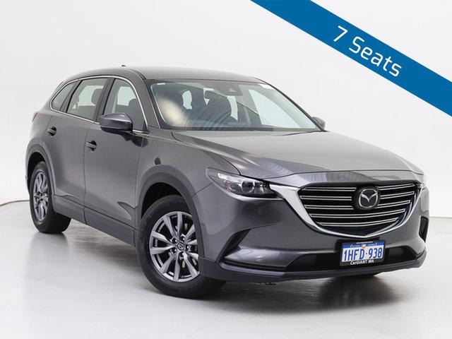 Used Mazda CX-9 MY19 Sport (FWD), 2019 Mazda CX-9 MY19 Sport (FWD) Grey 6 Speed Automatic Wagon