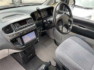 2004 Mitsubishi Delica PD6W Spacegear Black Automatic Van Wagon