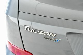 2015 Hyundai Tucson TL Active X 2WD Grey 6 Speed Sports Automatic Wagon