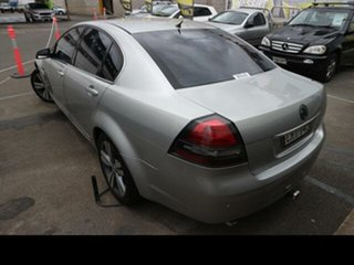 2007 Holden Calais VE MY08 Silver 5 Speed Automatic Sedan.