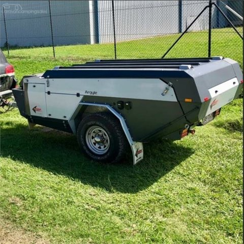 Used Pioneer Camper Trailers Argyle 4x4 9FT X 5FT 6 Bellevue, 2014 Pioneer Camper Trailers Argyle 4x4 Camper Trailer