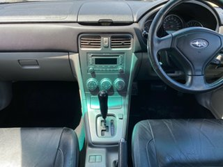 2007 Subaru Forester 79V MY07 XS AWD Luxury White 4 Speed Automatic Wagon