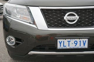2016 Nissan Pathfinder R52 MY16 ST-L X-tronic 2WD Midnight Jade 1 Speed Constant Variable Wagon