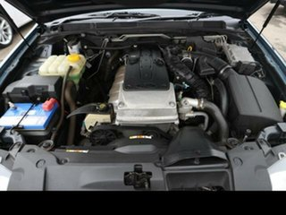 FG Ford XR C/cab 4.0L DEDICATED LPI I6 6 Speed Floor Auto (4 (LYBD9Z3)