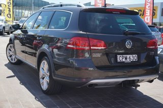 2013 Volkswagen Passat Type 3C MY13.5 Alltrack DSG 4MOTION Black 6 Speed