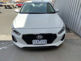 2017 Hyundai i30 GD4 Series II MY17 Active 6 Speed Sports Automatic Hatchback.