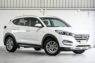 2017 Hyundai Tucson TLe MY17 Active 2WD White 6 Speed Sports Automatic Wagon.