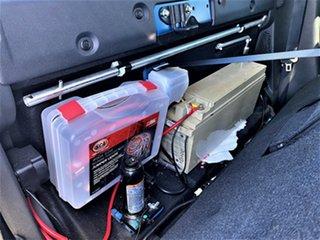 2017 Mitsubishi Triton MQ MY17 GLS Double Cab Blue 5 Speed Sports Automatic Utility