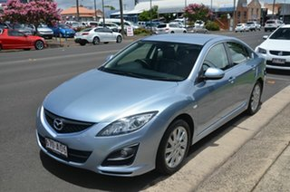 2011 Mazda 6 GH MY11 Touring Blue 5 Speed Auto Activematic Sedan