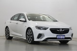 2018 Holden Commodore ZB MY18 VXR Liftback AWD White 9 Speed Sports Automatic Liftback