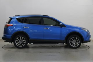 2017 Toyota RAV4 ASA44R Cruiser AWD Blue 6 Speed Sports Automatic Wagon