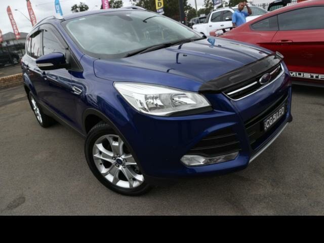 Used Ford Kuga Kingswood, Ford (EU) 2013.75 MY SUV TREND . 2.0L DIESEL 6SPD AUTO