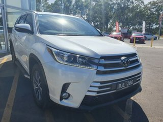 2019 Toyota Kluger GSU55R GXL AWD 8 Speed Sports Automatic Wagon.