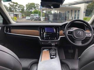 2018 Volvo S90 P Series MY18 D5 Geartronic AWD Inscription Black 8 Speed Sports Automatic Sedan
